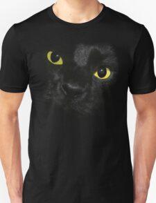 Black Cat Unisex T-Shirt