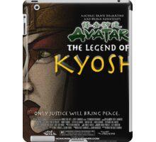 Avatar Kyoshi iPad Case/Skin