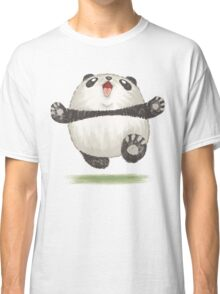 Happy Panda Classic T-Shirt