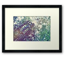 Haunted Angel  Framed Print
