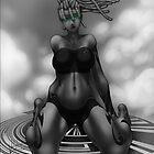 B&W Rikky by Blasian