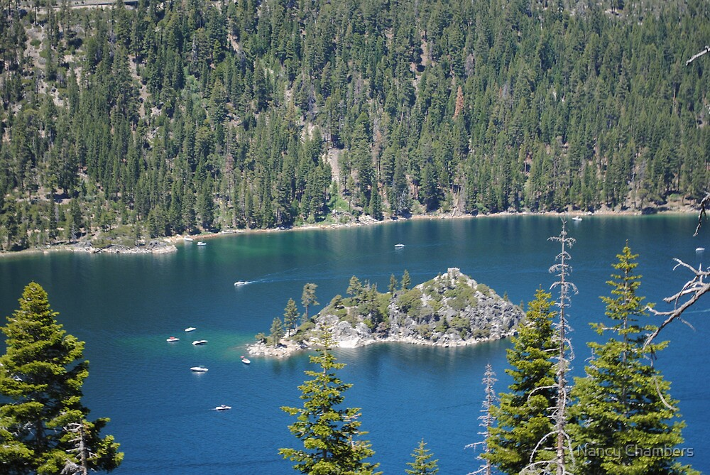 Emerald Bay 6-27-2010 by NancyC