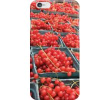 Red Currants Photo iPhone Case/Skin
