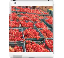 Red Currants Photo iPad Case/Skin