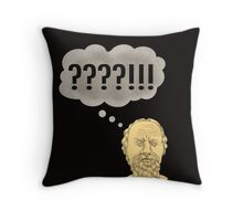 Socratic Method, Internet Style Throw Pillow