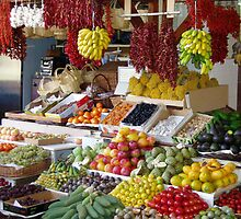 Funchal Market, Madeira by MickC