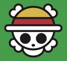 Cutest One Piece Logo One Piece - Short Sleeve
