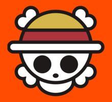 Cutest One Piece Logo Kids Tee