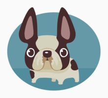 French Bulldog by Toru Sanogawa
