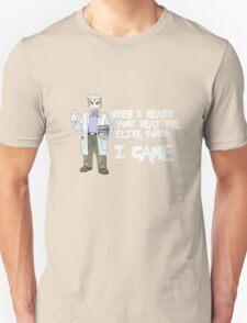 I came. Professor Oak. Unisex T-Shirt