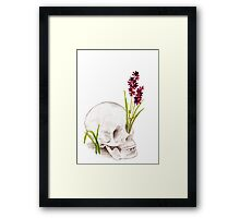 she loved me once upon a time Framed Print
