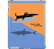 Fearless Surf Dog iPad Case/Skin