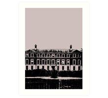 Kew Gardens Museum No. 1 - London Art Print