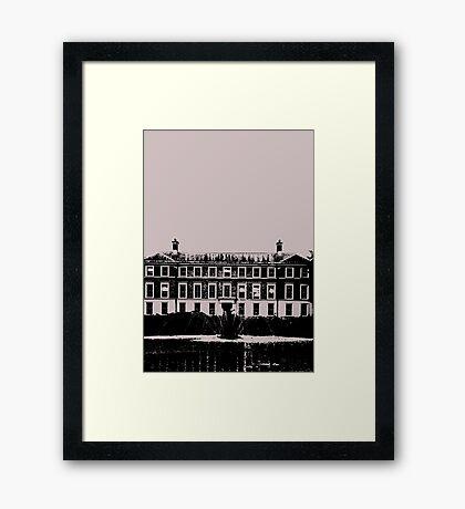 Kew Gardens Museum No. 1 - London Framed Print