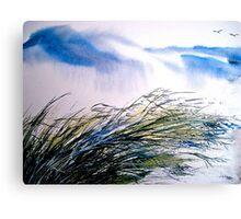 CBP...Winter Across the Plain Canvas Print