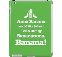 Psych - Banana iPad Case/Skin