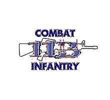 11Bravo - Combat Infantry Photographic Print