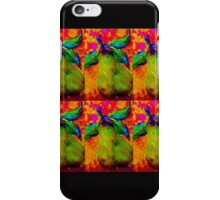 Mirrored Pears iPhone Case/Skin