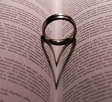 Wedding ring heart by Kevin  Poulton