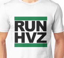 RUN HVZ: Humans Vs. Zombies Unisex T-Shirt