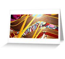 Barajas : Toro Greeting Card
