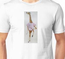 tall and tawdry Unisex T-Shirt