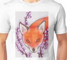 The Lavender Fox  Unisex T-Shirt