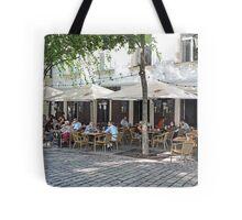 Slang Pub, Bratislava, Slovakia Tote Bag