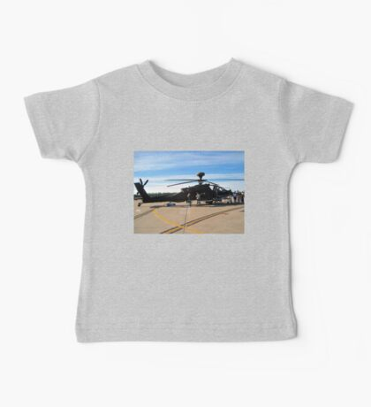 apache helicopter  Baby Tee