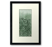 Controlled Chaos #2 Framed Print