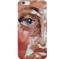 Tears Unfinshed; Semi Colon series #2 iPhone Case/Skin