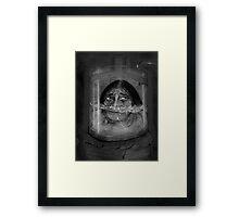 DUCK TAPE 101  Framed Print