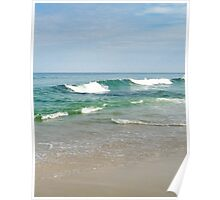 Perfect Day at the Beach Poster