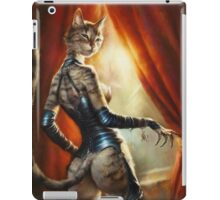 The Hermitage cats' Mistress iPad Case/Skin