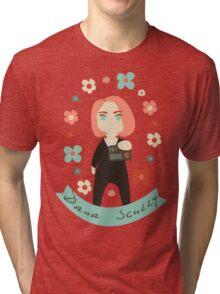 Dana Floral Tri-blend T-Shirt