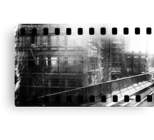 Bahnhof Friedrichstraße Canvas Print