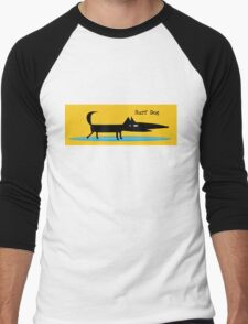 Surf Dog Men's Baseball ¾ T-Shirt