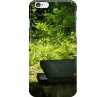 In the Shade of Day iPhone Case/Skin