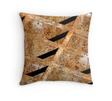 Oh Grate! Throw Pillow