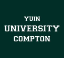 YUIN UNIVERSITY COMPTON by HelenCard