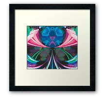 Abstract Notion  Framed Print