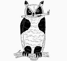 Owls and Pandas Unisex T-Shirt
