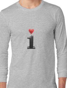 i love Long Sleeve T-Shirt