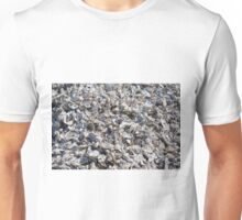 Shucked Oyster Shells Unisex T-Shirt