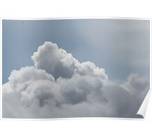Irish Cloud Poster