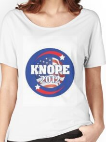 knope 2012 Women's Relaxed Fit T-Shirt