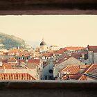 Dubrovnik window by vvinicius