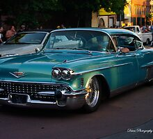 Pretty Caddy by DavesPhoto