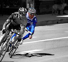 Criterium 2010 ~ Tour of the Gila - Silver City, NM by Vicki Pelham