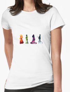 The Big Four Womens Fitted T-Shirt